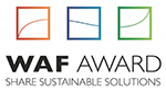 WAF Award - Share Sustainable Solutions